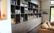 Brighton East Private Residence – Bookshelf