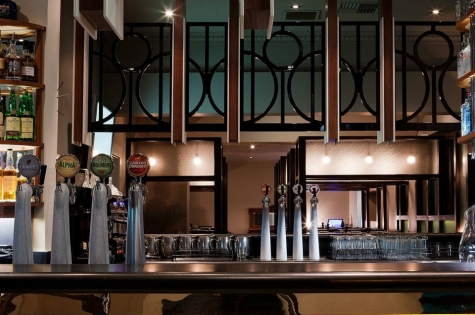 Prahran Hotel – Service Bar Detail