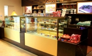 Lindt Southgate – Shop Counter