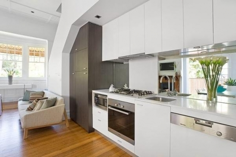 Private Residence – Kitchen