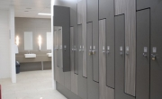 Gymnasium Fit Out – Lockers