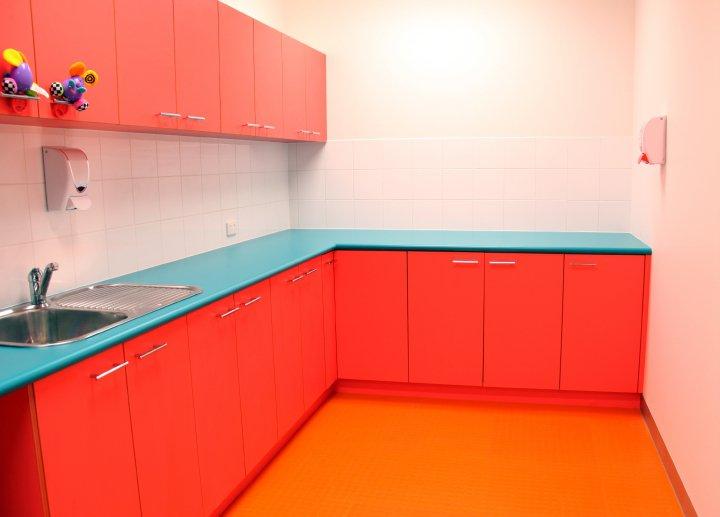 Genesis Child Care Centre Staff Room Moorabbin Cabinets