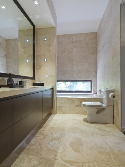 Private Residence – Ensuite