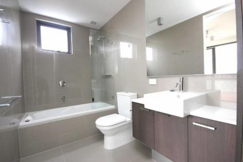Linear Apartments – Bathroom