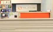 Thomson Reuters – Reception Desk
