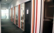 Thomson Reuters – Wall Panelling
